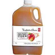 Fresh-Pressed Sweet Apple Cider
