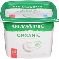Organic Yogurt, Plain