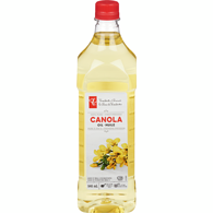 Canola Oil, First-Pressed