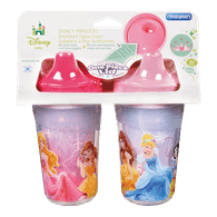 Disney Princess Insulated Sippy Cups, 9oz