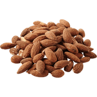 Roasted Almonds, Unsalted
