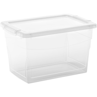 16L Storage Box, Clear