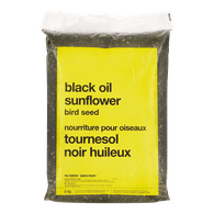 Black Oil Sunflower Bird Seed