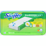Sweeper Wet Mopping Refills, Sweet Citrus