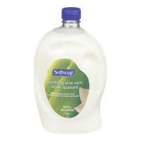 Liquid Hand Soap Refill, Soothing Aloe Vera