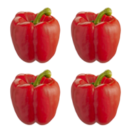 Red Field Peppers
