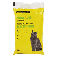 Cat Litter, Scented