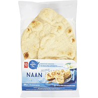 Blue Menu Naan Bread