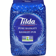 Pure Basmati Rice, Bag