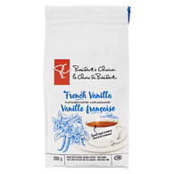 Flavoured Ground Coffee - French Vanilla