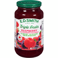 Triple Fruits Raspberry Strawberry & Blackberry