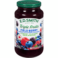 Triple Fruits Wild Berry Blueberry & Blackberry