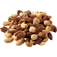 Deluxe Mixed Nuts, Salt