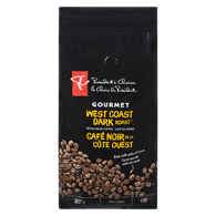 West Coast Dark Roast Gourmet Whole Bean Coffee