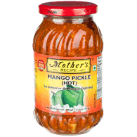 Mango Pickle, Hot