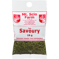 Mt. Scio Farm Pure Savoury Spices