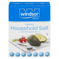 Iodized Household Salt