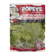 Baby Spinach Mix
