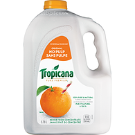 PP Orange Juice No Pulp