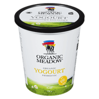 Organic Fat Free Yogurt, Plain