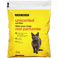 Cat Litter, Unscented