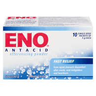 Antacid Powder Packet