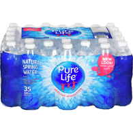 Pure Life Natural Spring Water (Case)