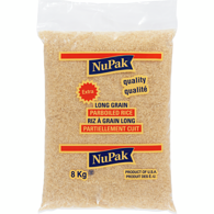 Parboiled Rice, Club Pack