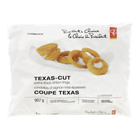 Extra-Thick Onion Rings, Texas Cut
