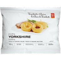 Genuine Yorkshire Pudding