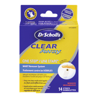 Clear Away Wart Remover