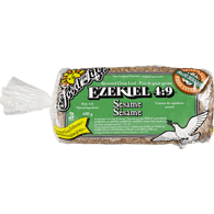 Organic Ezekiel 4:9  Sprouted Whole Grain Loaf, Sesame