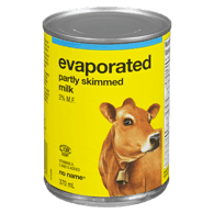 Evaporated 2% Milk