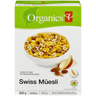 Swiss Muesli Cereal
