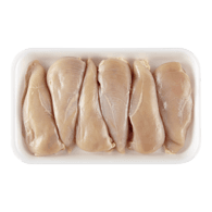 Chicken Breast, Boneless & Skinless