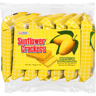 Crackers, Mango Cream Sandwich