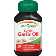 Super Garlic Oil