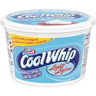 Cool Whip, Light Dessert Topping