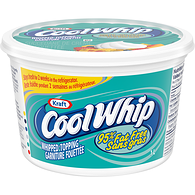Cool Whip, 95% Fat Free Dessert Topping