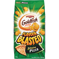Goldfish Crackers Flavour Blasted, Xplosive Pizza
