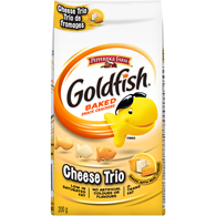 Goldfish Crackers, Cheese Trio