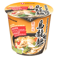 Cup Noodle, Oolongmen Chicken (Case)