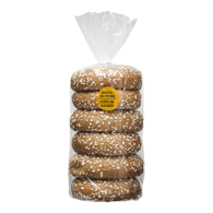 Bagels, Multigrain Package of 6