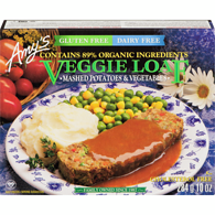 Veggie Loaf Whole Meal