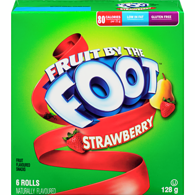 Fruit by the Foot, Strawberry