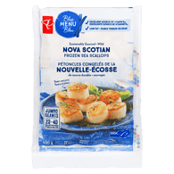 Blue Menu Wild Nova Scotian Sea Scallops, Frozen