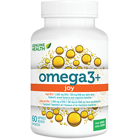 Omega3+ Joy Softgels