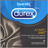 Avanti Bare Latex Condoms