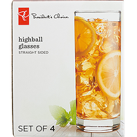 Straight Highball Glasses