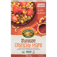 Crunchy Maple Sunrise